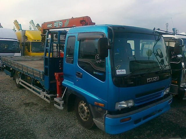 ISUZU FORWARD 2001 Под Заказ от 1 600 000р.
