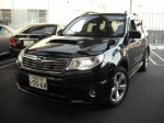 SUBARU FORESTER(TURBO) 2009.